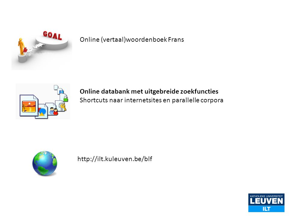 Online (vertaal)woordenboek Frans
