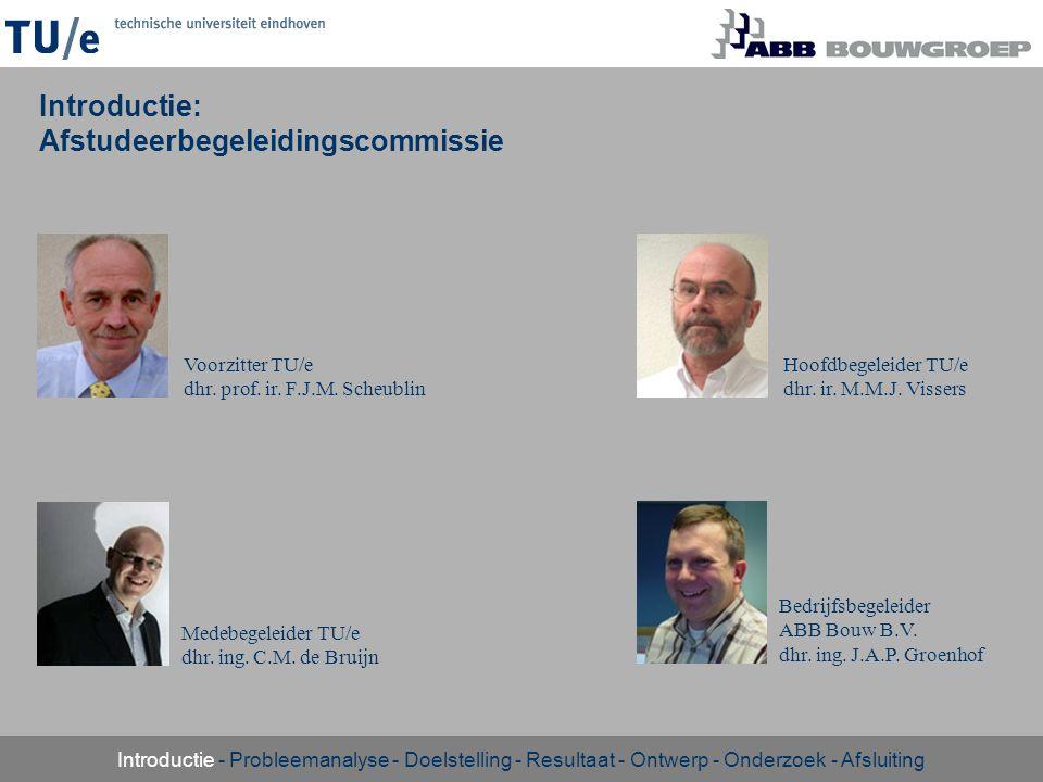 Introductie: Afstudeerbegeleidingscommissie