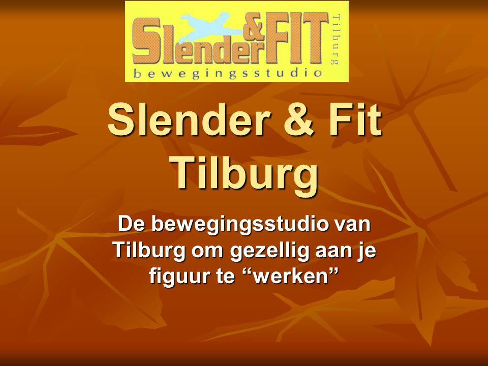 De bewegingsstudio van Tilburg om gezellig aan je figuur te werken