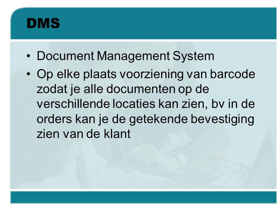 DMS Document Management System