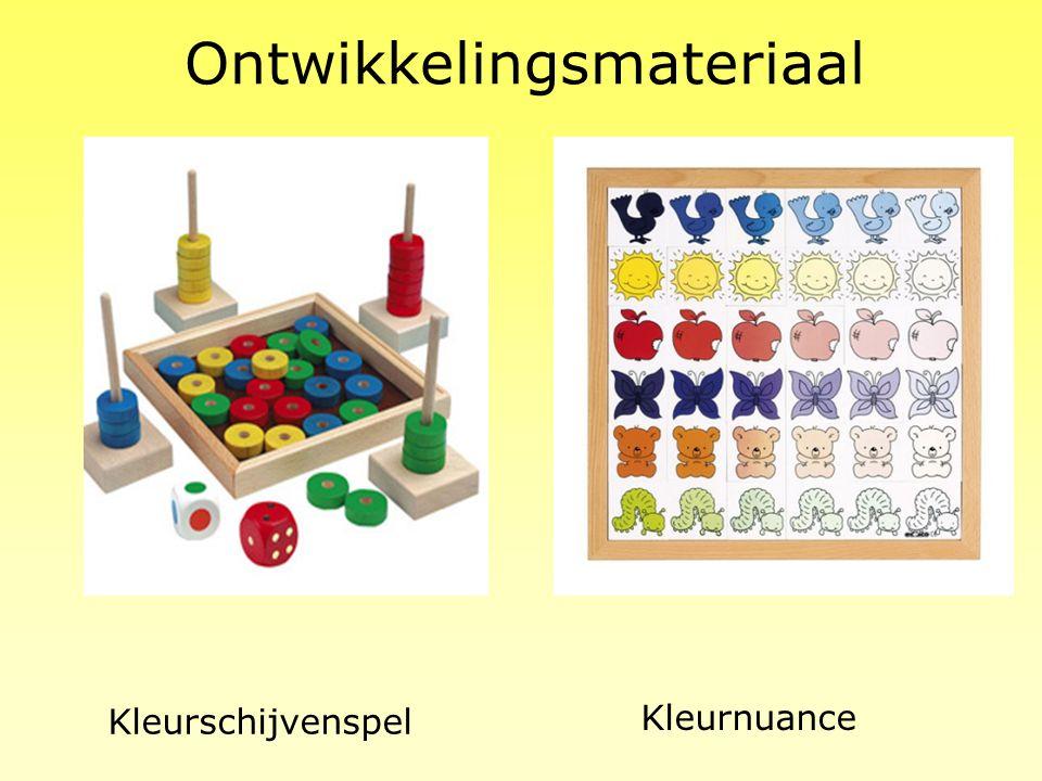 Ontwikkelingsmateriaal