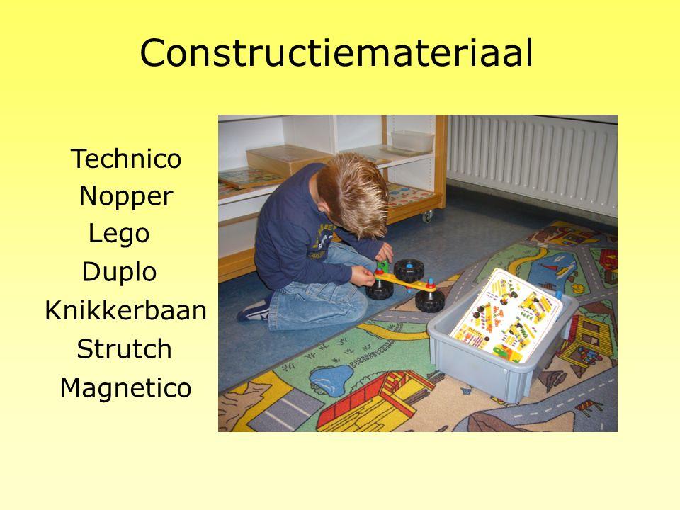 Constructiemateriaal