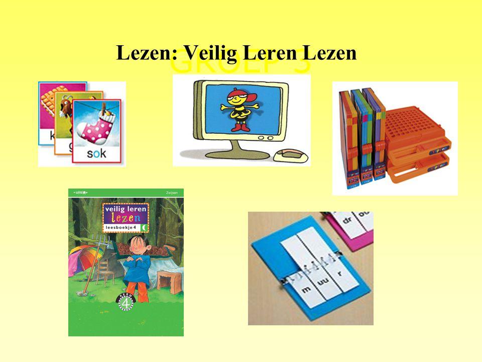 GROEP 3 Lezen: Veilig Leren Lezen
