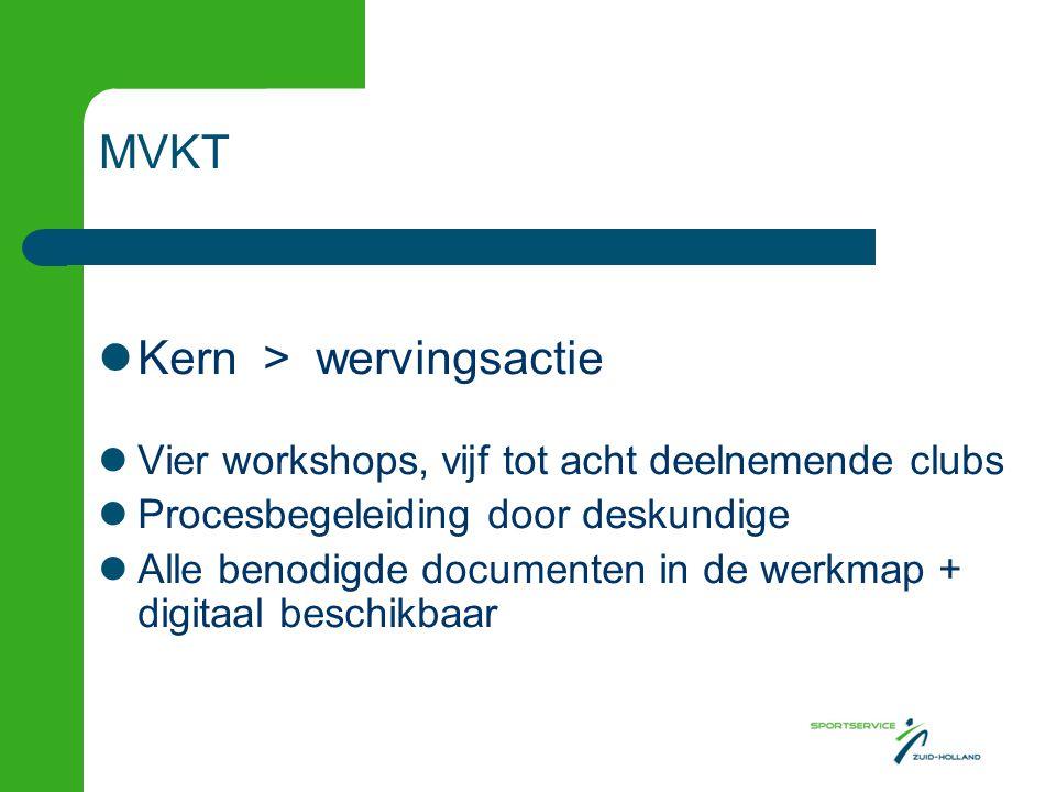 Kern > wervingsactie