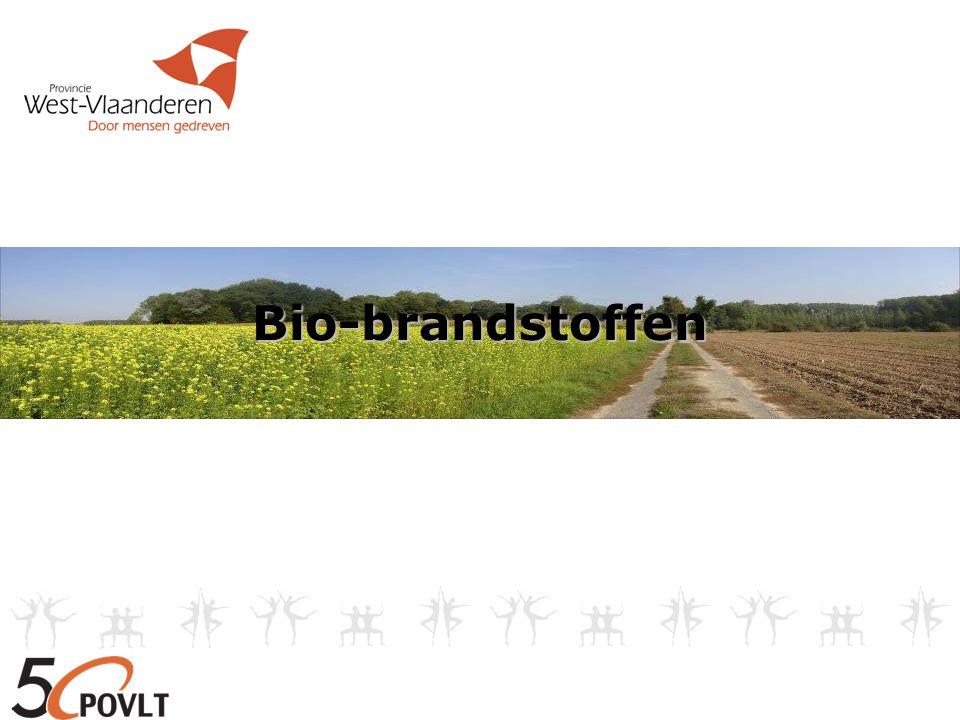 Bio-brandstoffen
