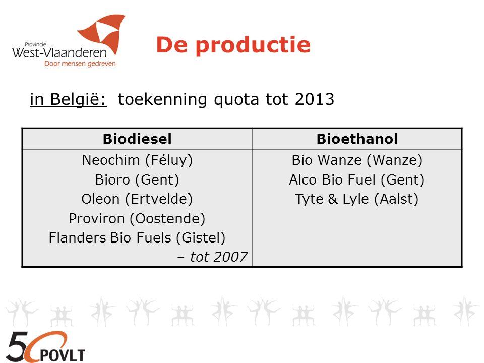 Flanders Bio Fuels (Gistel)