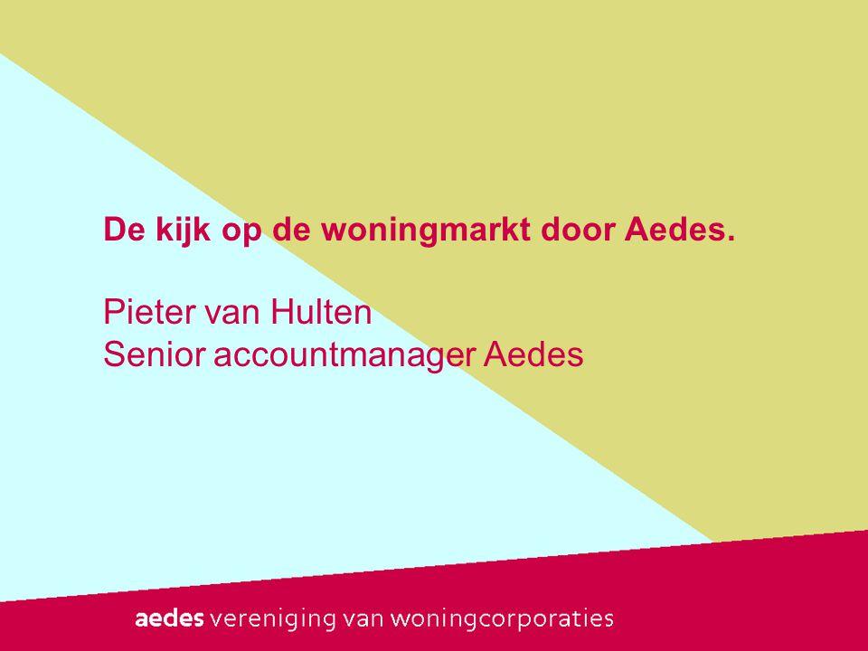Senior accountmanager Aedes