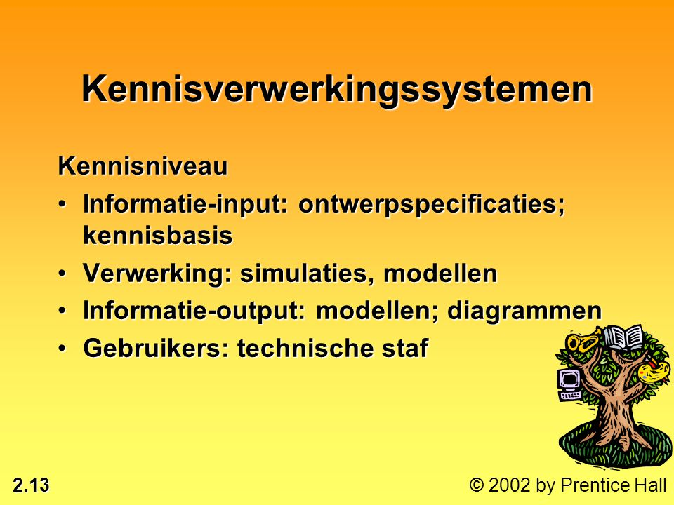 Kennisverwerkingssystemen