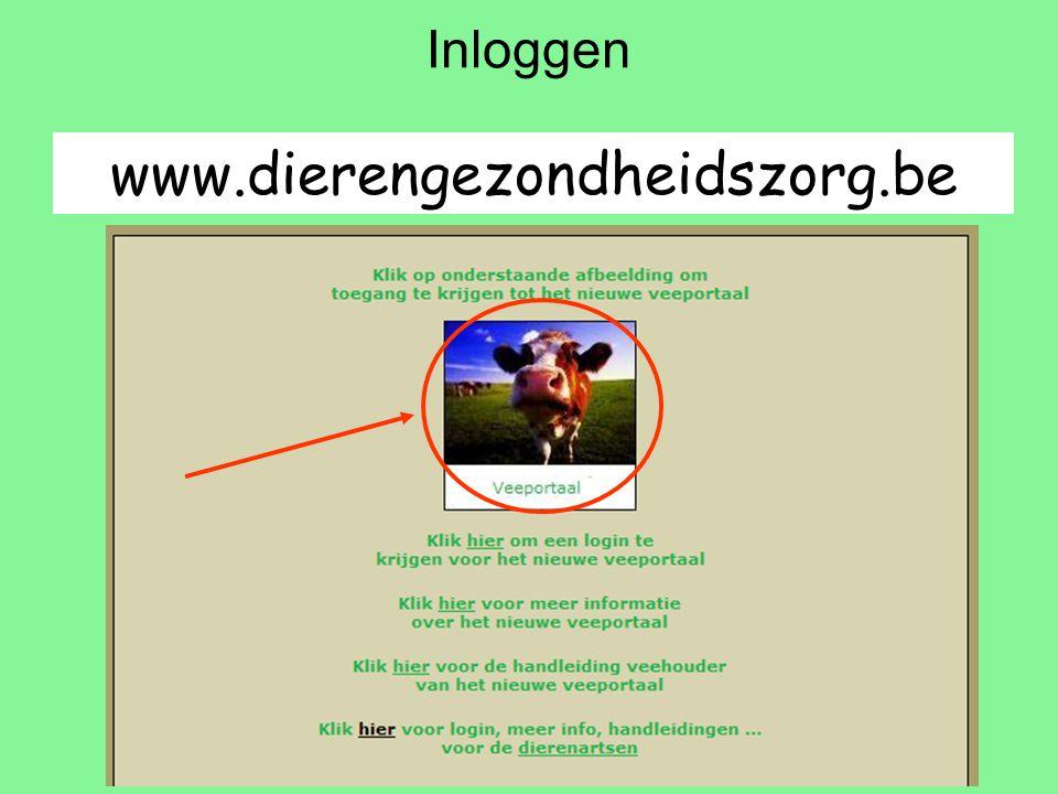 Inloggen www.dierengezondheidszorg.be