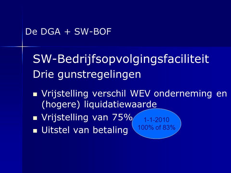 SW-Bedrijfsopvolgingsfaciliteit