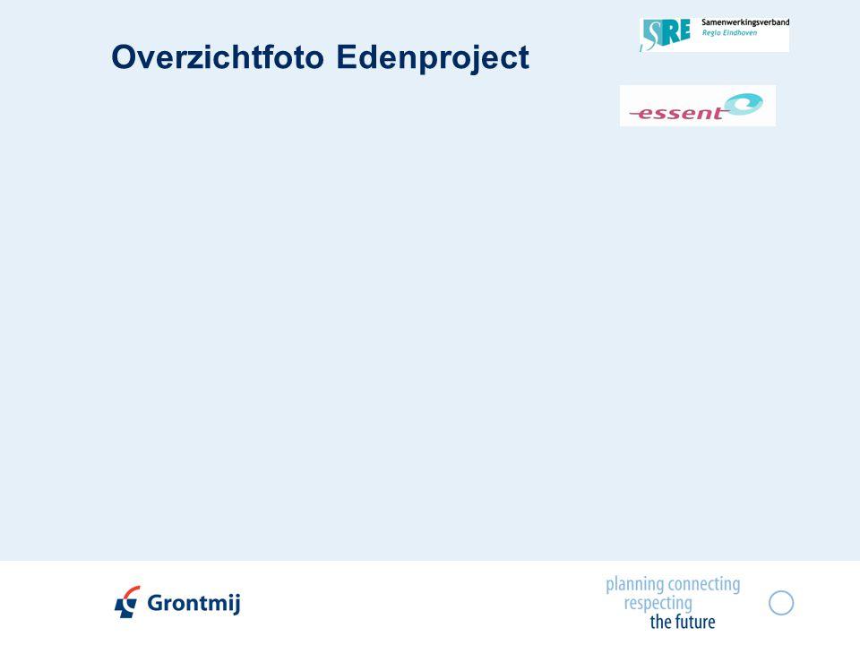Overzichtfoto Edenproject