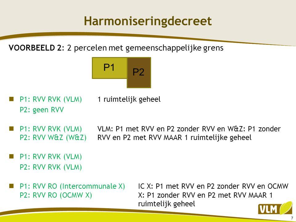 Harmoniseringdecreet