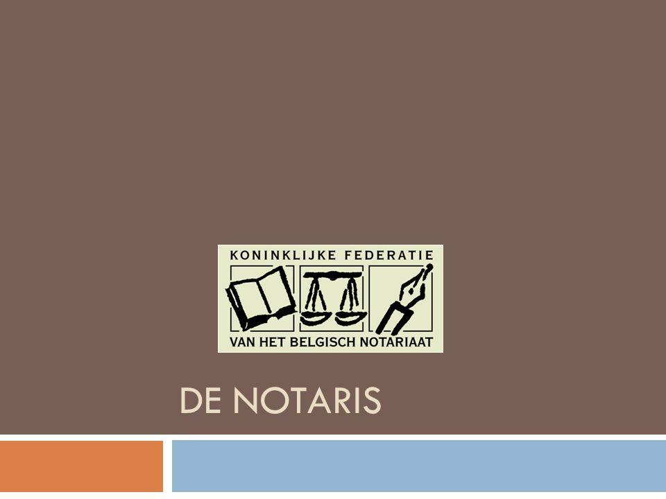 DE NOTARIS