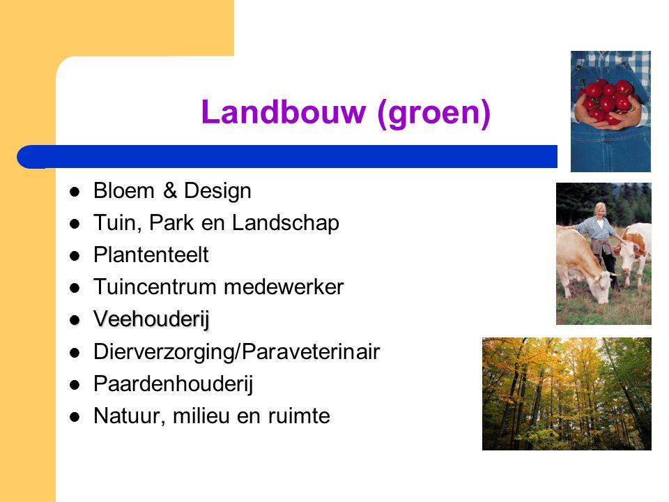 Landbouw (groen) Bloem & Design Tuin, Park en Landschap Plantenteelt