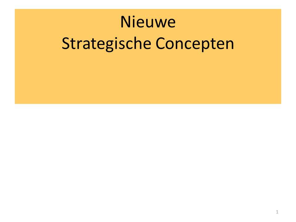 Nieuwe Strategische Concepten