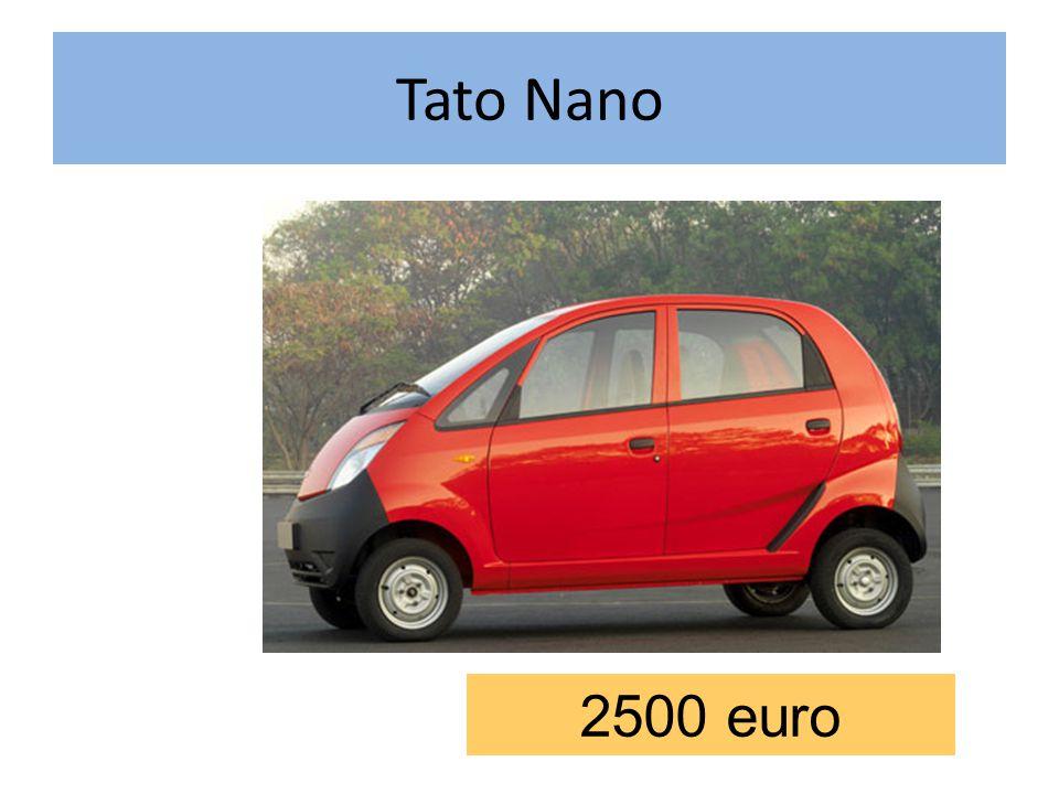 Tato Nano 2500 euro