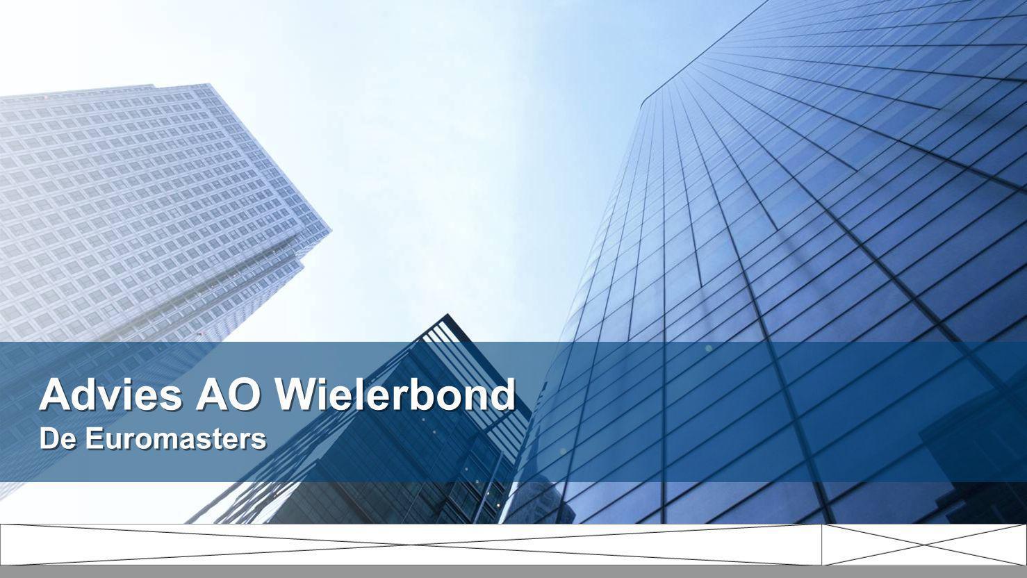 Advies AO Wielerbond De Euromasters