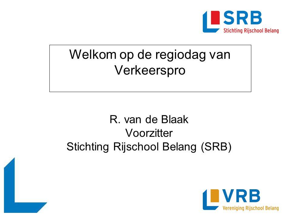 Welkom op de regiodag van Verkeerspro