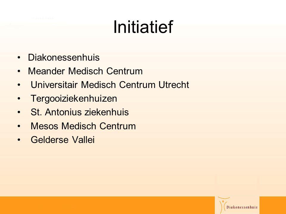 Initiatief Diakonessenhuis Meander Medisch Centrum