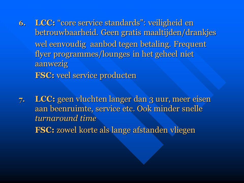 FSC: veel service producten