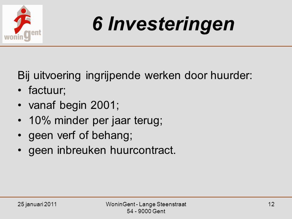 WoninGent - Lange Steenstraat 54 - 9000 Gent