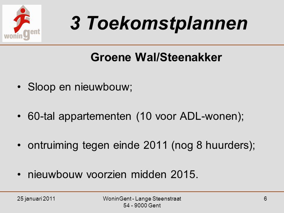 Groene Wal/Steenakker