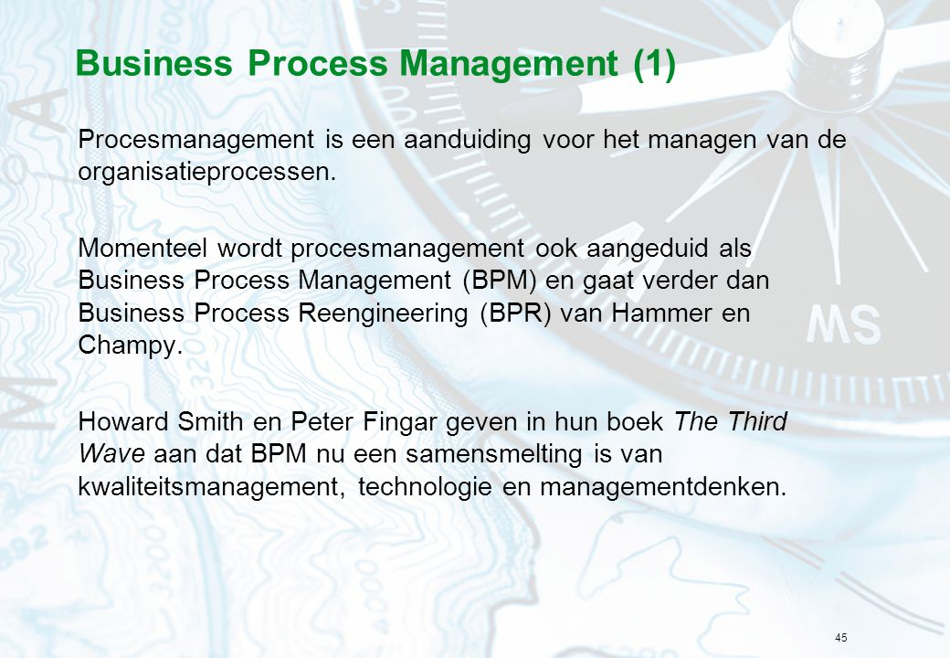Business Process Management (1)