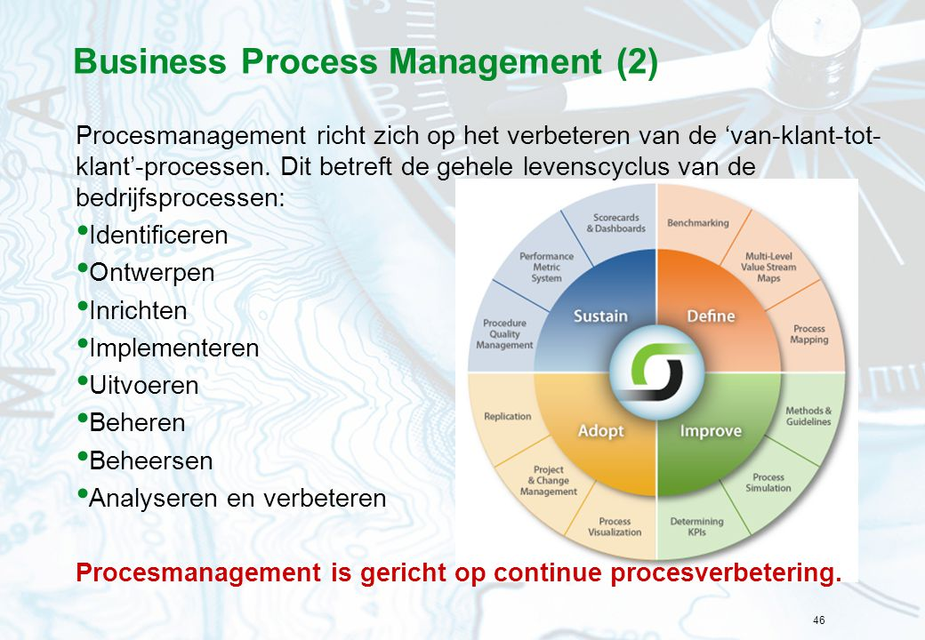 Business Process Management (2)