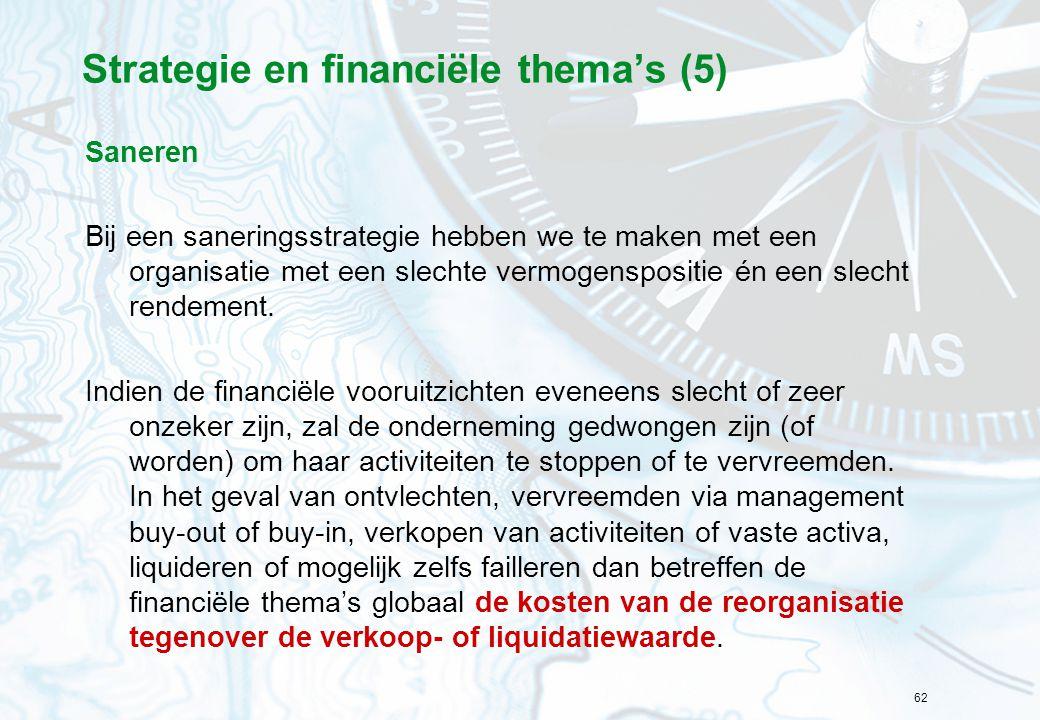 Strategie en financiële thema's (5)