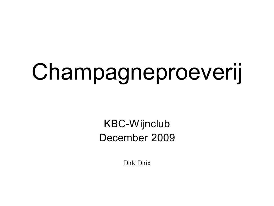 KBC-Wijnclub December 2009 Dirk Dirix