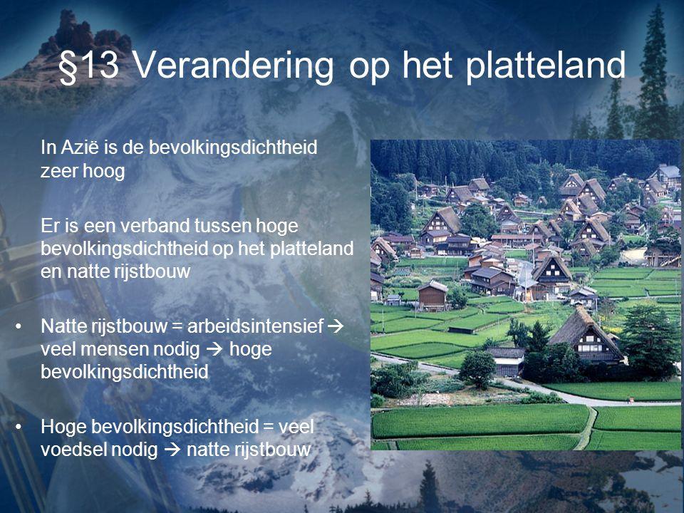 §13 Verandering op het platteland