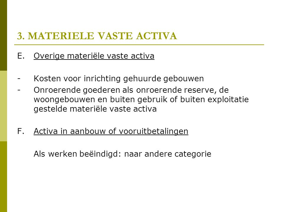 3. MATERIELE VASTE ACTIVA