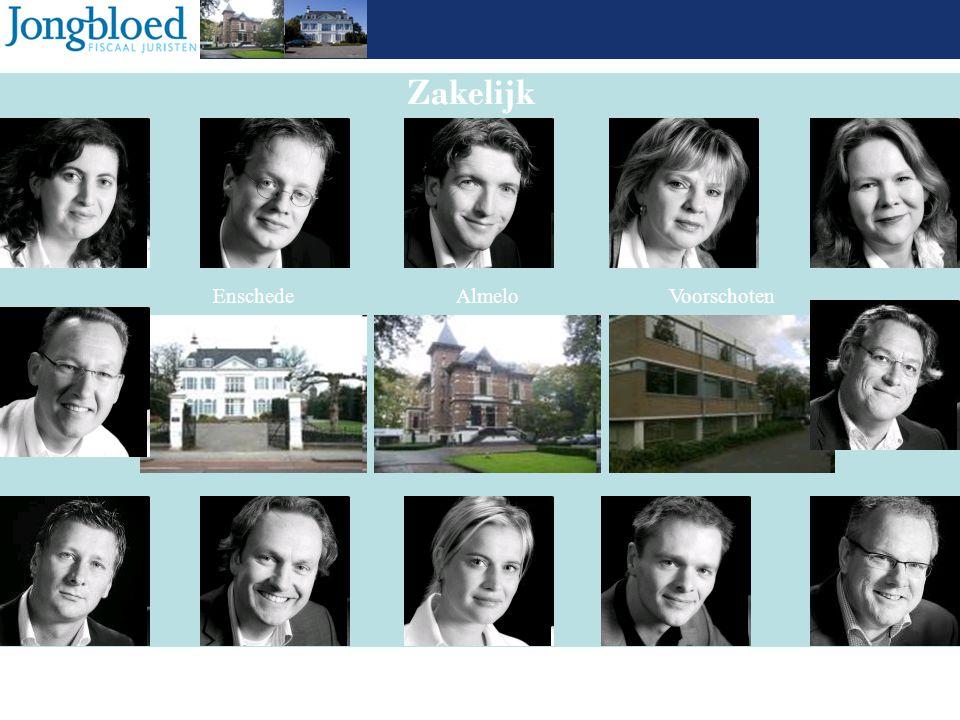 dinsdag 4 april 2017 Zakelijk Enschede Almelo Voorschoten
