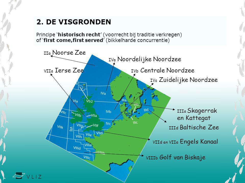 2. DE VISGRONDEN en Kattegat