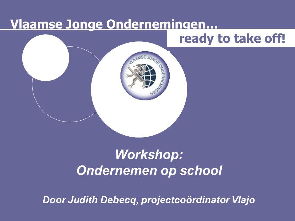 Door Judith Debecq, projectcoördinator Vlajo