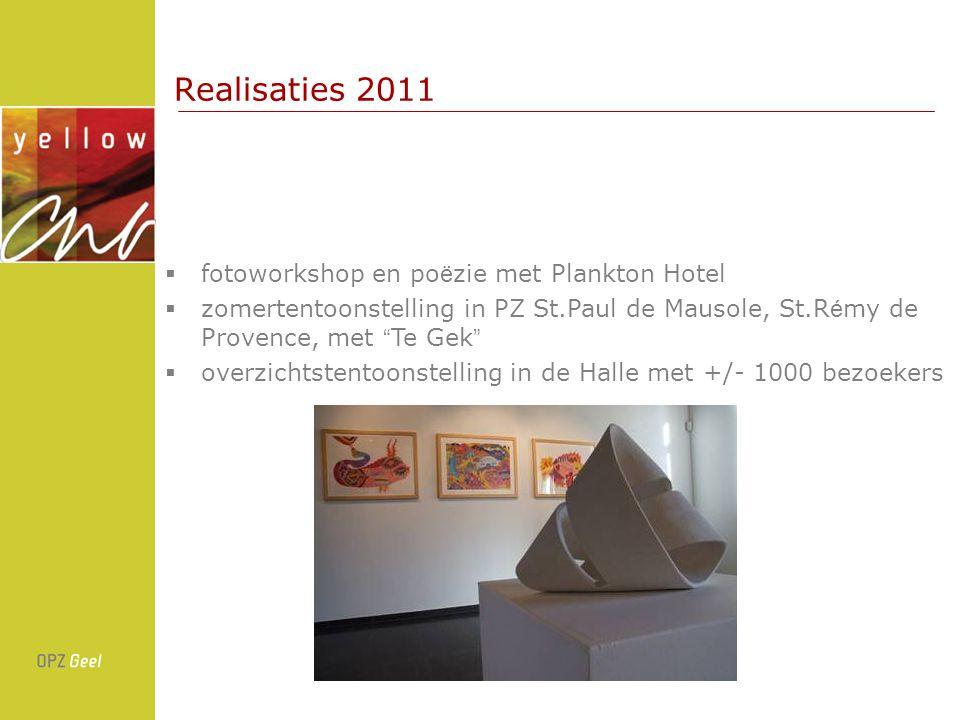 Realisaties 2011 fotoworkshop en poëzie met Plankton Hotel