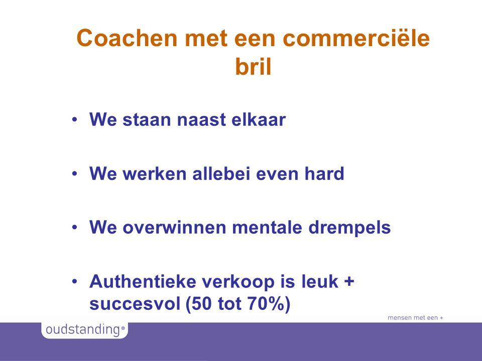 Coachen met een commerciële bril