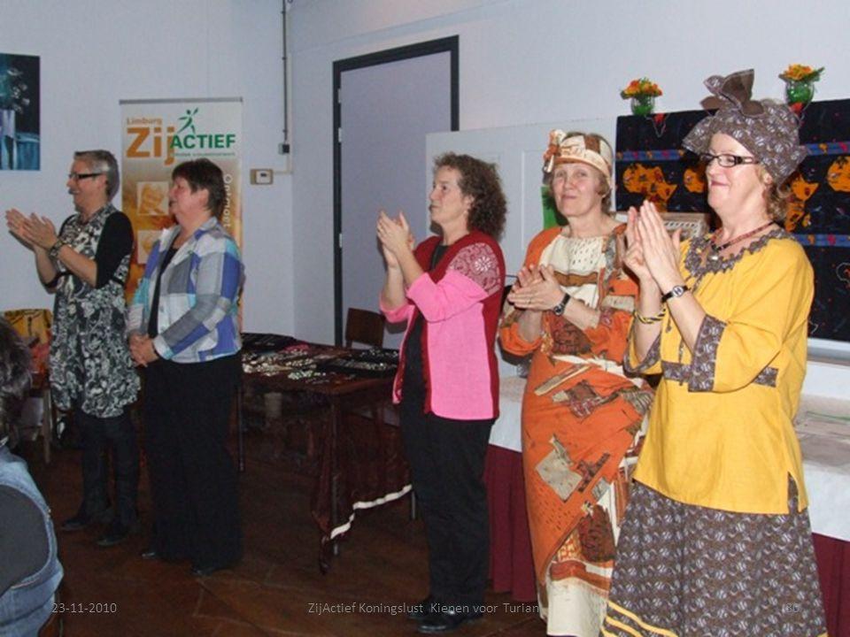 ZijActief Koningslust Kienen voor Turiani