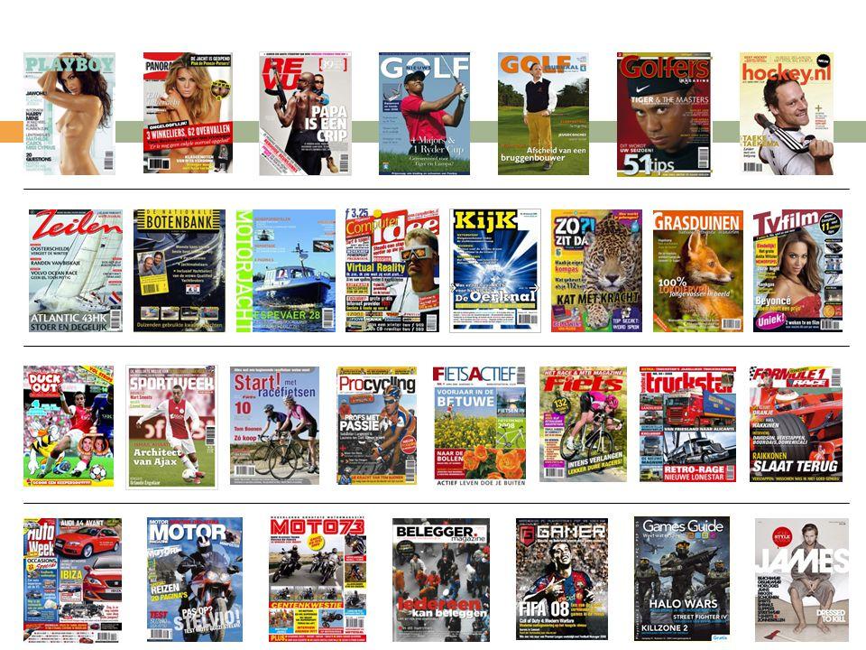 Marktleider mannenbladen NL