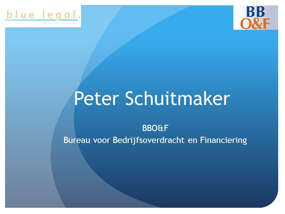 BBO&F Bureau voor Bedrijfsoverdracht en Financiering