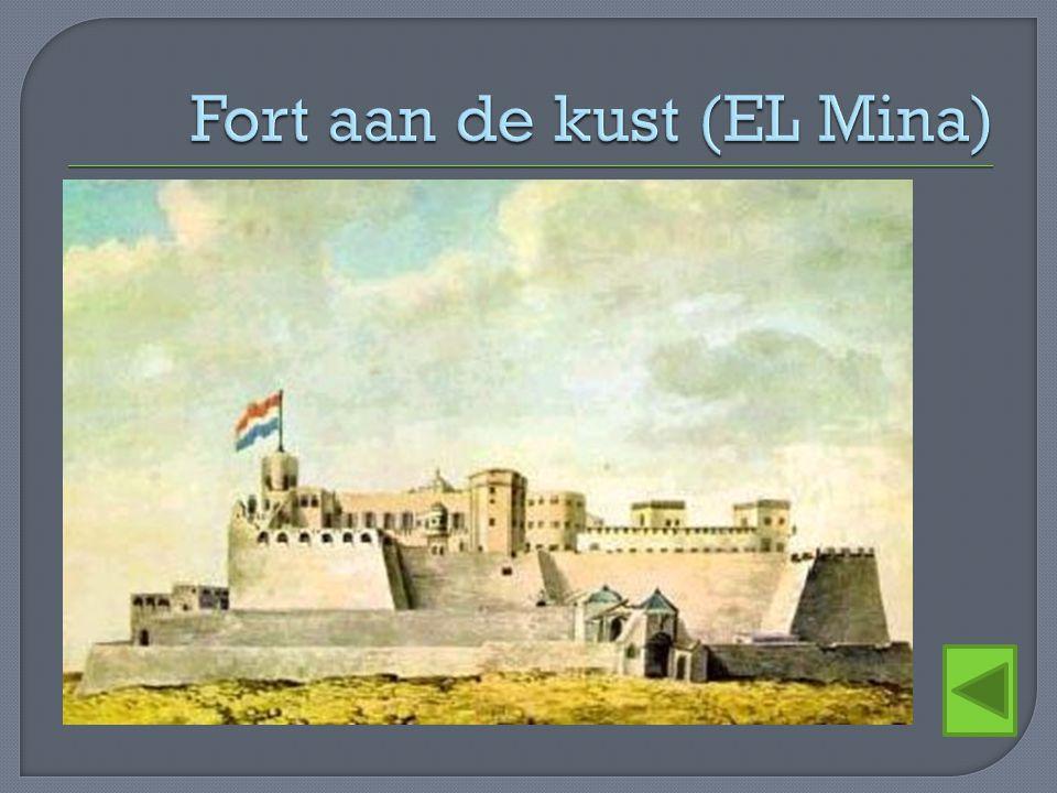 Fort aan de kust (EL Mina)
