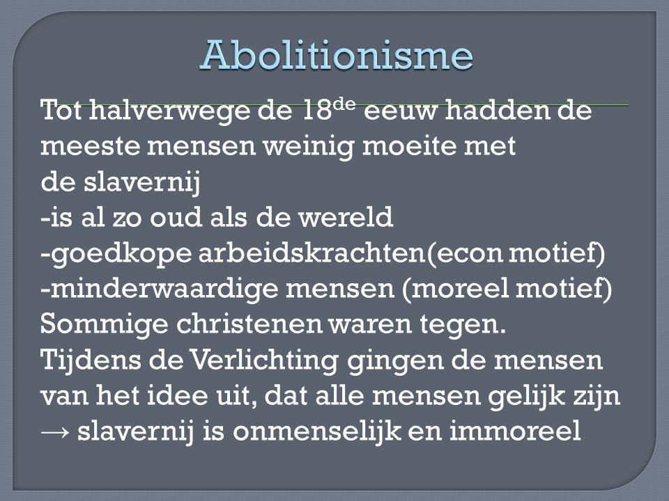 Abolitionisme