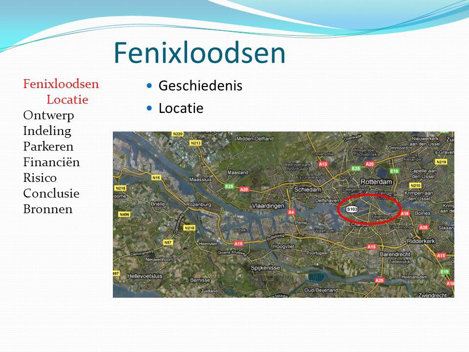 Fenixloodsen Geschiedenis Locatie Fenixloodsen Locatie Ontwerp