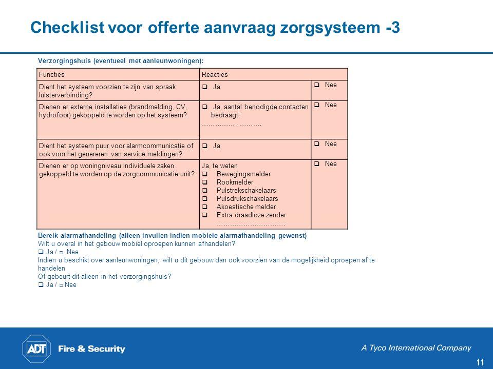Checklist voor offerte aanvraag zorgsysteem -4