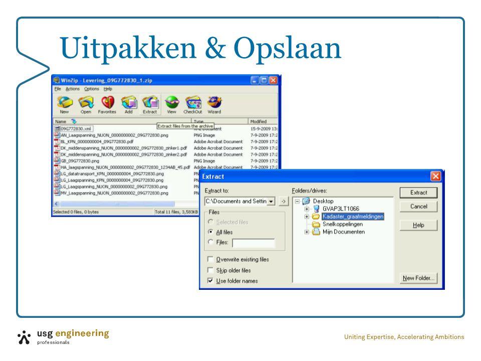Uitpakken & Opslaan De levering wordt verzonden als ZIP-file in de vorm van een link. (max. 5 keer te gebruiken). Sla de map dus direct op!