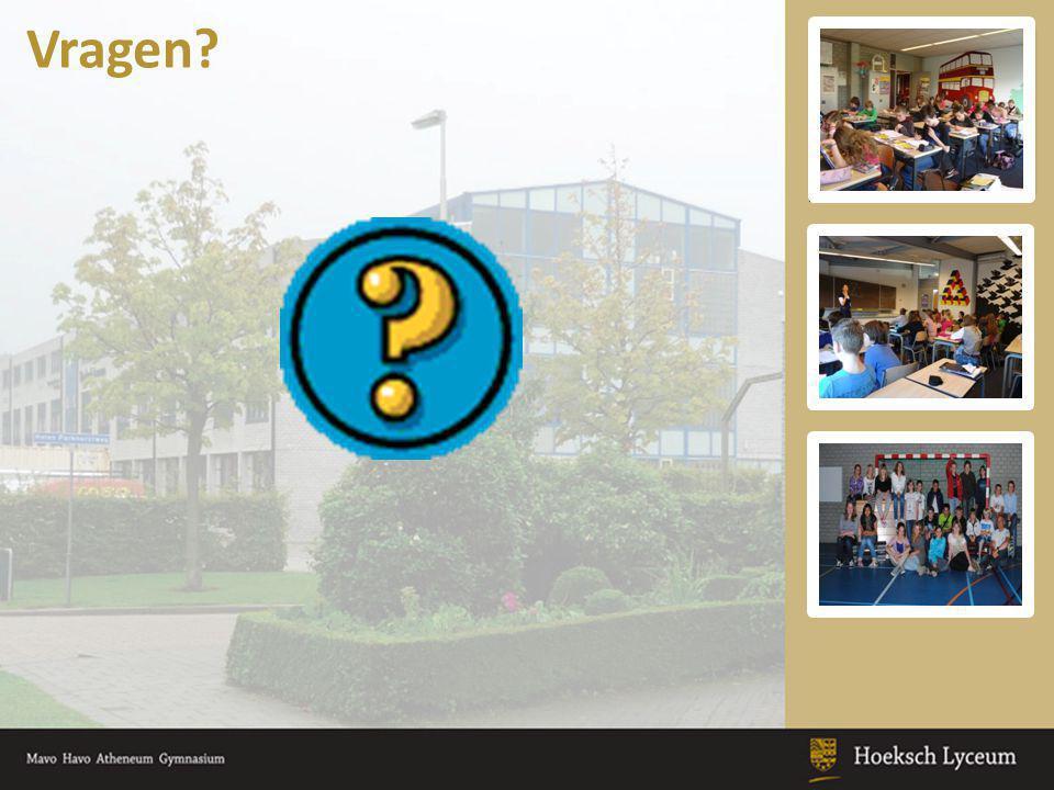 Vragen Keuzeonderwijs: