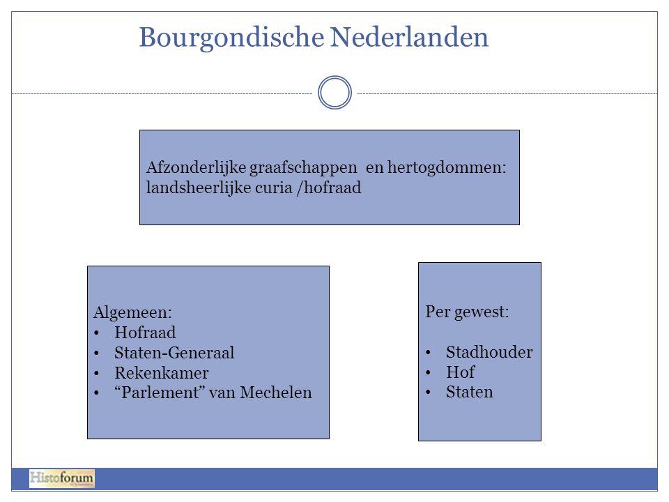 Bourgondische Nederlanden