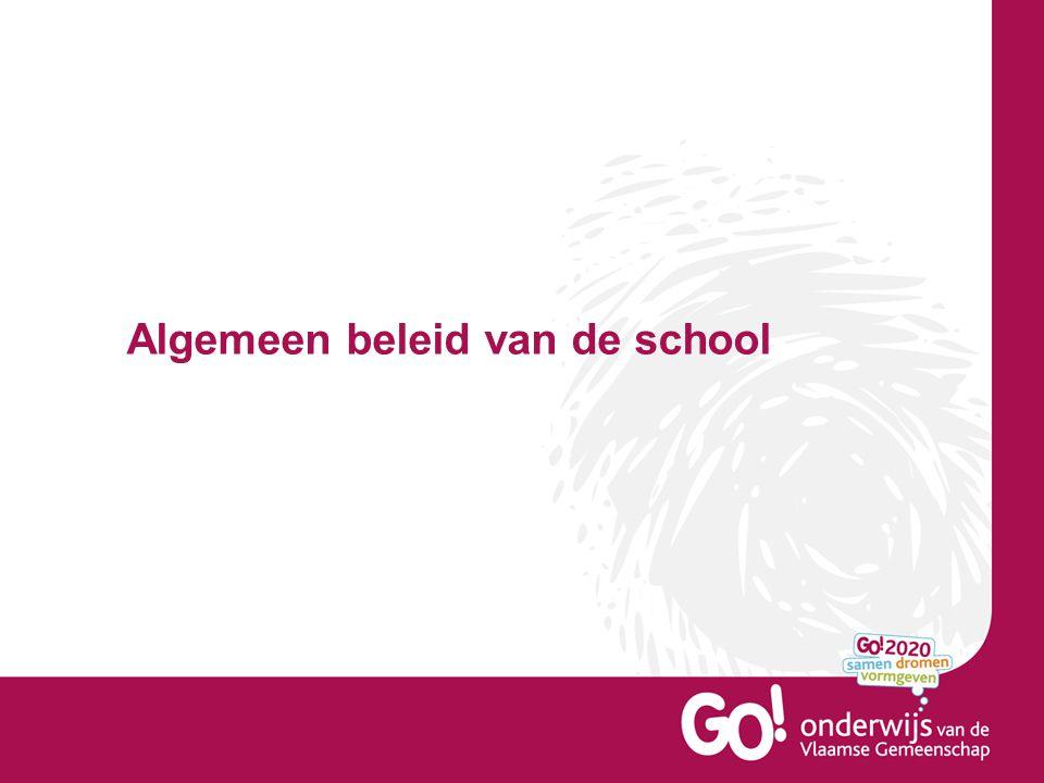 Algemeen beleid van de school