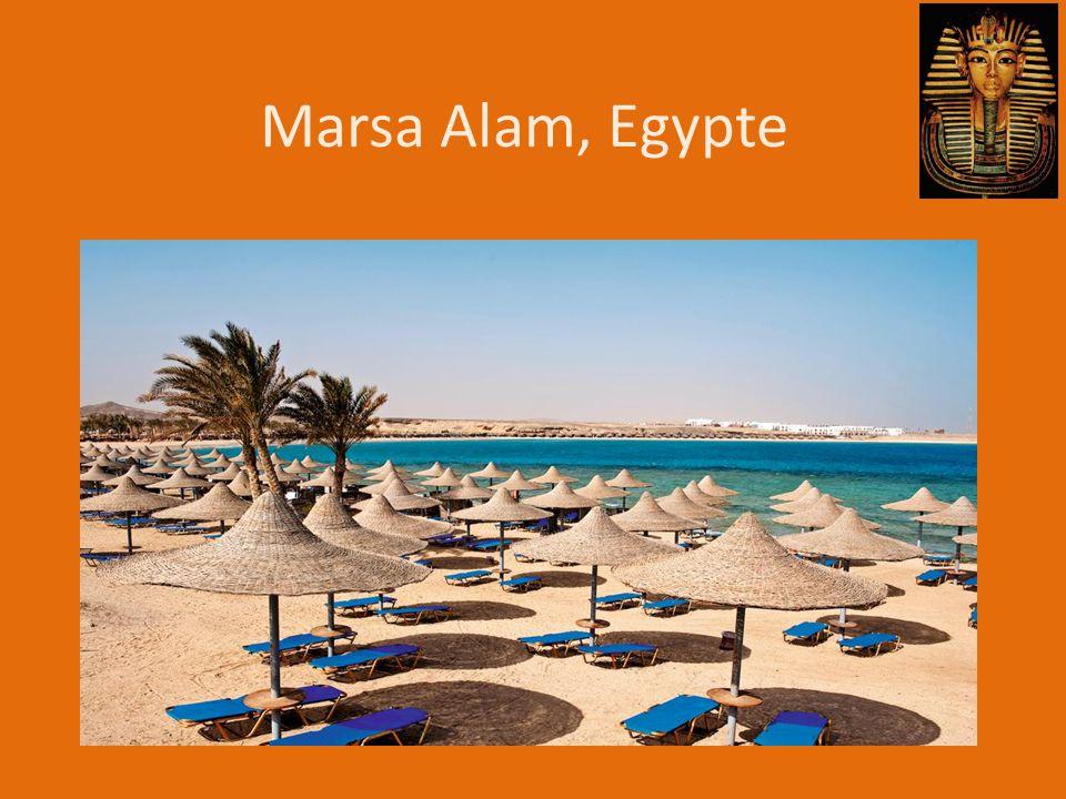 Marsa Alam, Egypte