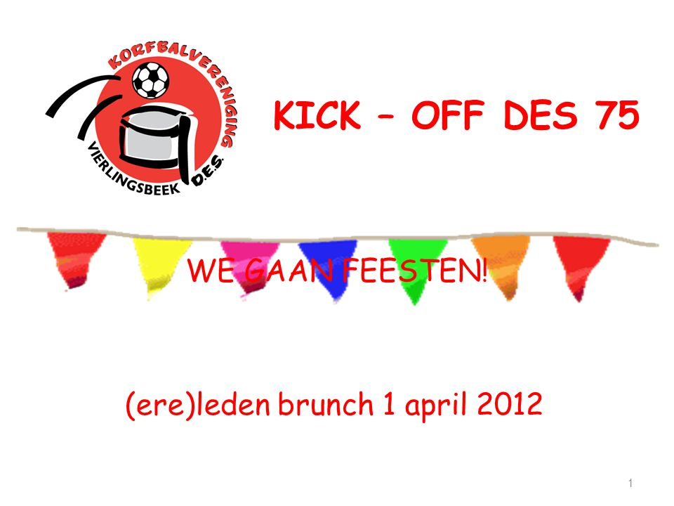 (ere)leden brunch 1 april 2012